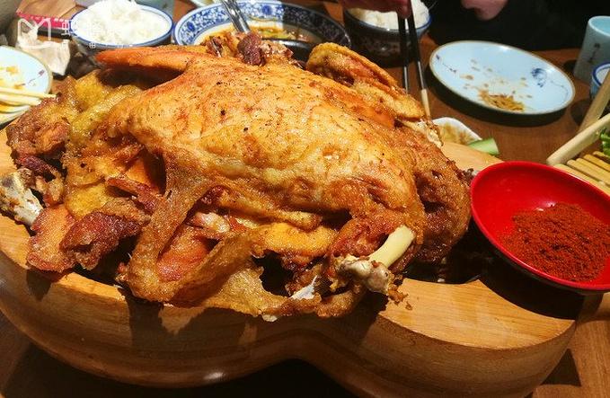 葫芦鸡图片