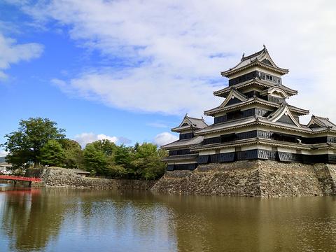 松本城旅游景点图片