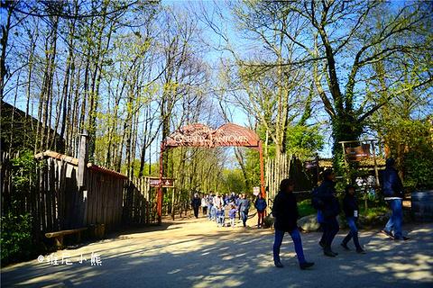 桦木山主题公园旅游景点攻略图