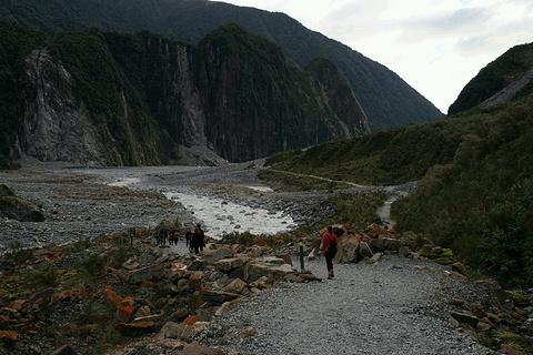 福克斯冰河旅游景点攻略图