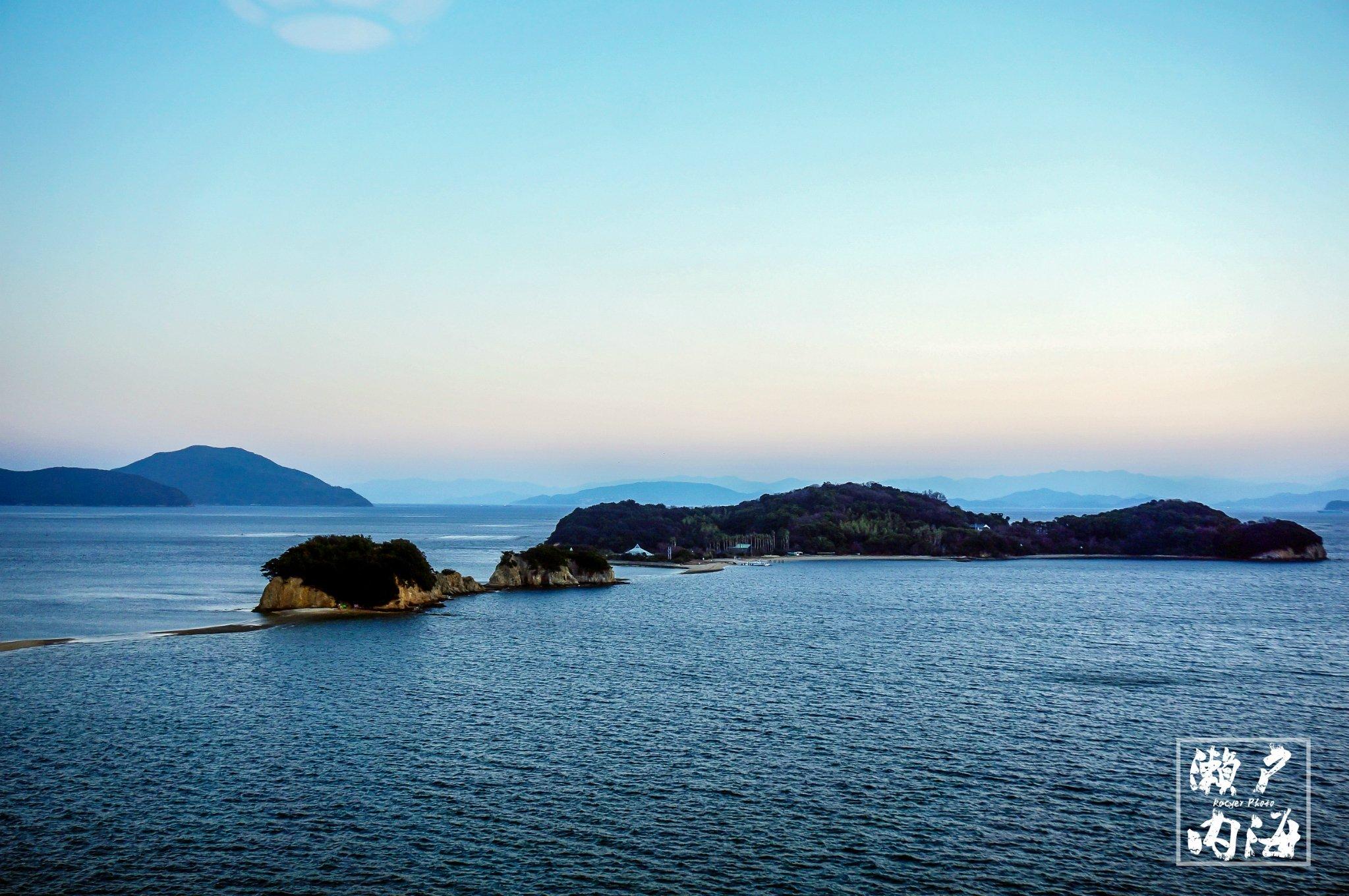 【二刷霓虹】住进濑户内海的柔软时光里。