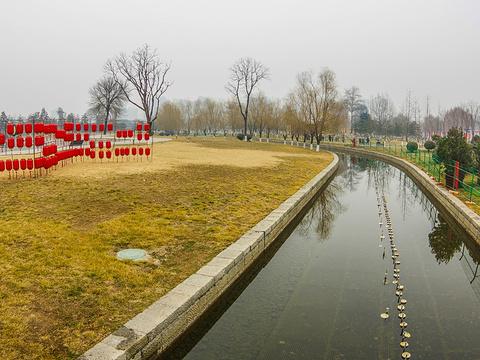 大明宫国家遗址公园旅游景点图片