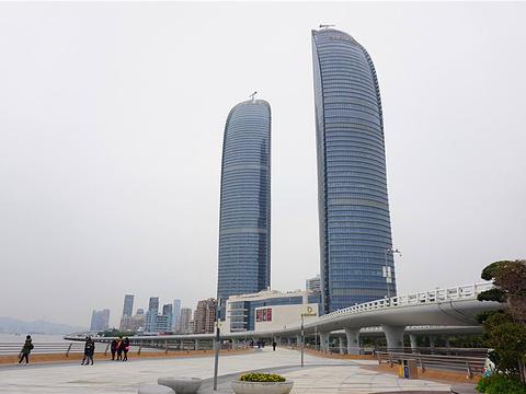 演武大桥旅游景点图片