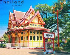 华欣?来自泰国的小众城市,泰国王室的度假胜地!美过清迈,还极少看见国人!!