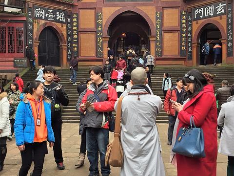建福宫旅游景点图片