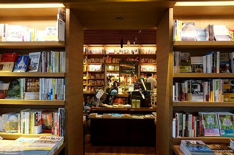 代官山茑屋书店T-SITE的图片