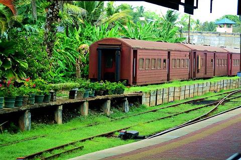 科伦坡火车站 的图片