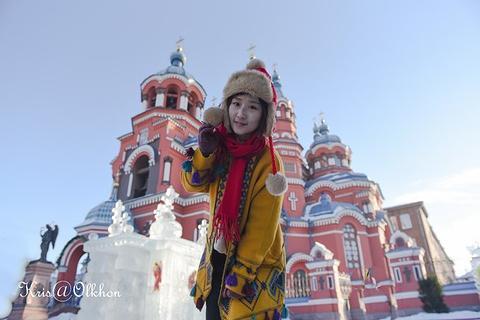 斯帕斯卡娅教堂旅游景点攻略图