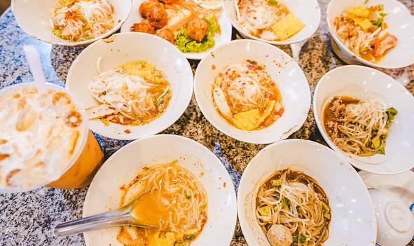周末2天打飞机去曼谷,只为那些消魂的美食!