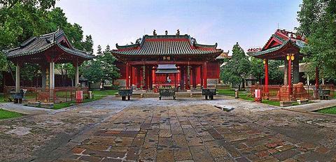 南海神庙旅游景点攻略图