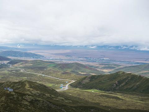 达坂山隧道旅游景点图片