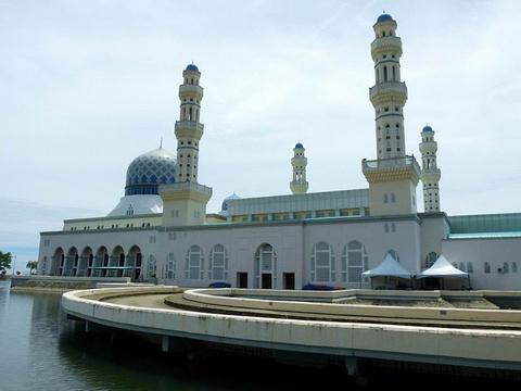 沙巴州立清真寺旅游景点图片