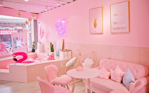 灰小姐粉红茶点店旅游景点攻略图