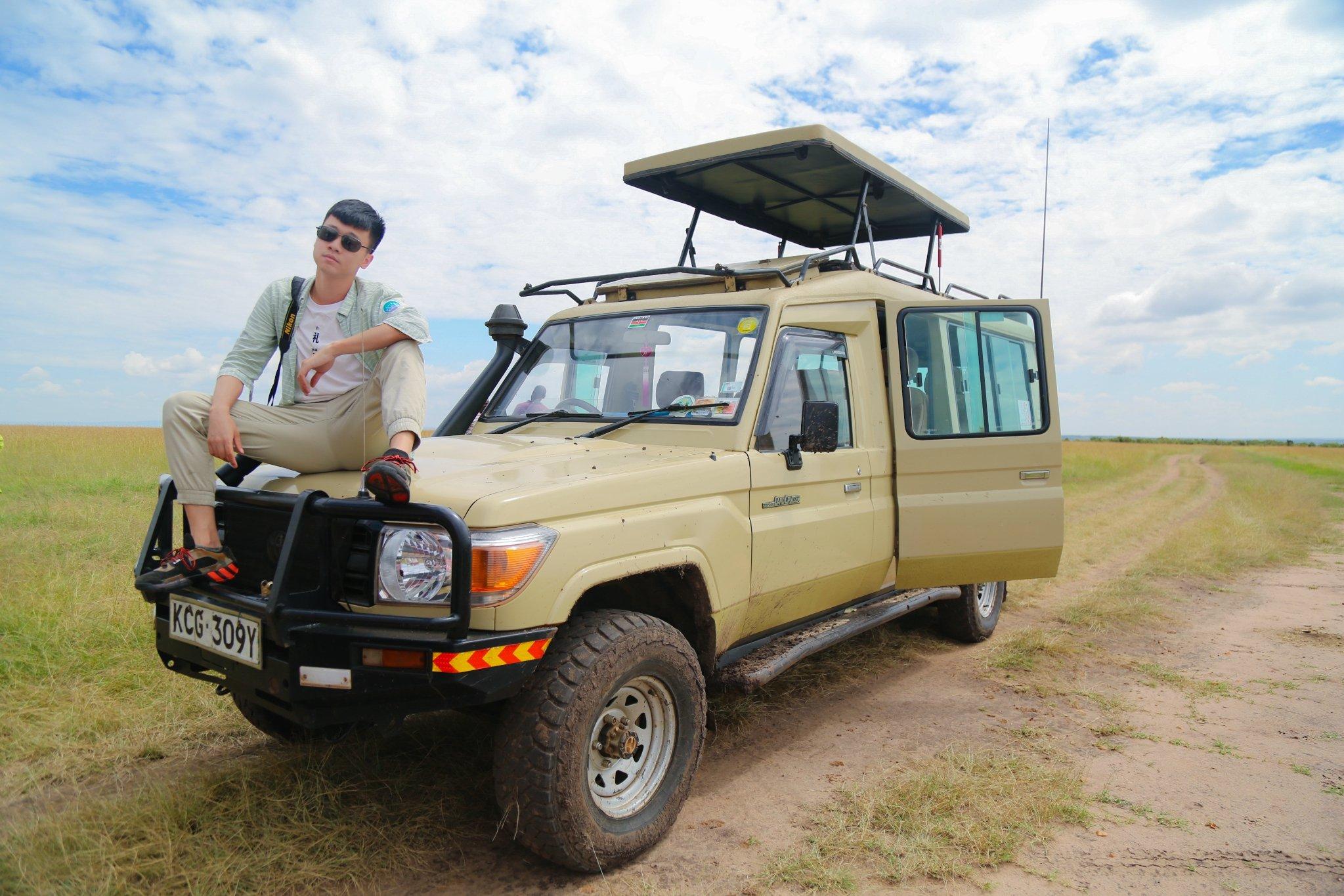 【毕业旅行】与动物来一场生死追逐,惊险、刺激、狂野肯尼亚Safari之旅