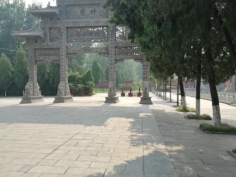 灞陵桥旅游景点图片