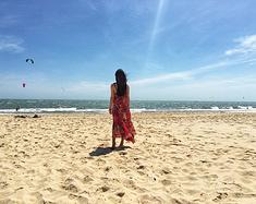 海滩、沙丘、城堡、花裙子,ME の ❤越南❤越美