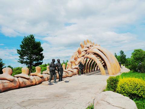 恐龙博物馆旅游景点图片