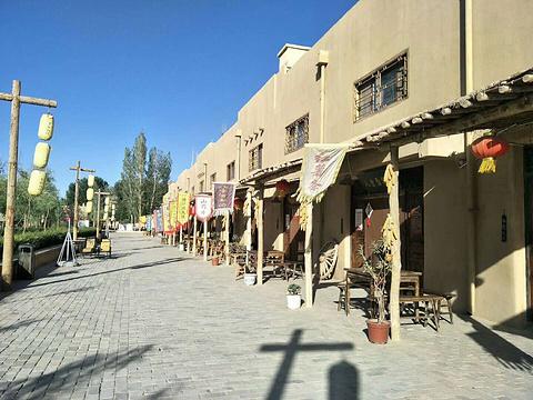 月牙泉小镇旅游景点攻略图