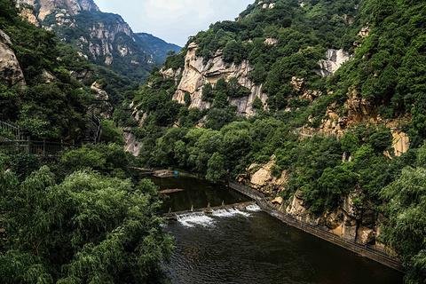 黑龙潭风景区旅游景点攻略图