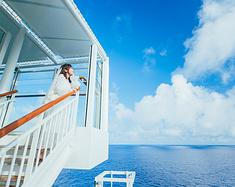 以生日之名,度一段漂在海上的悠闲假期