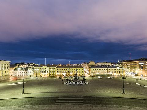 议会广场旅游景点图片