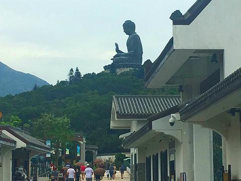 昂坪市集旅游景点图片