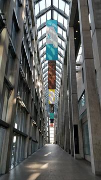 加拿大国家美术博物馆旅游景点攻略图