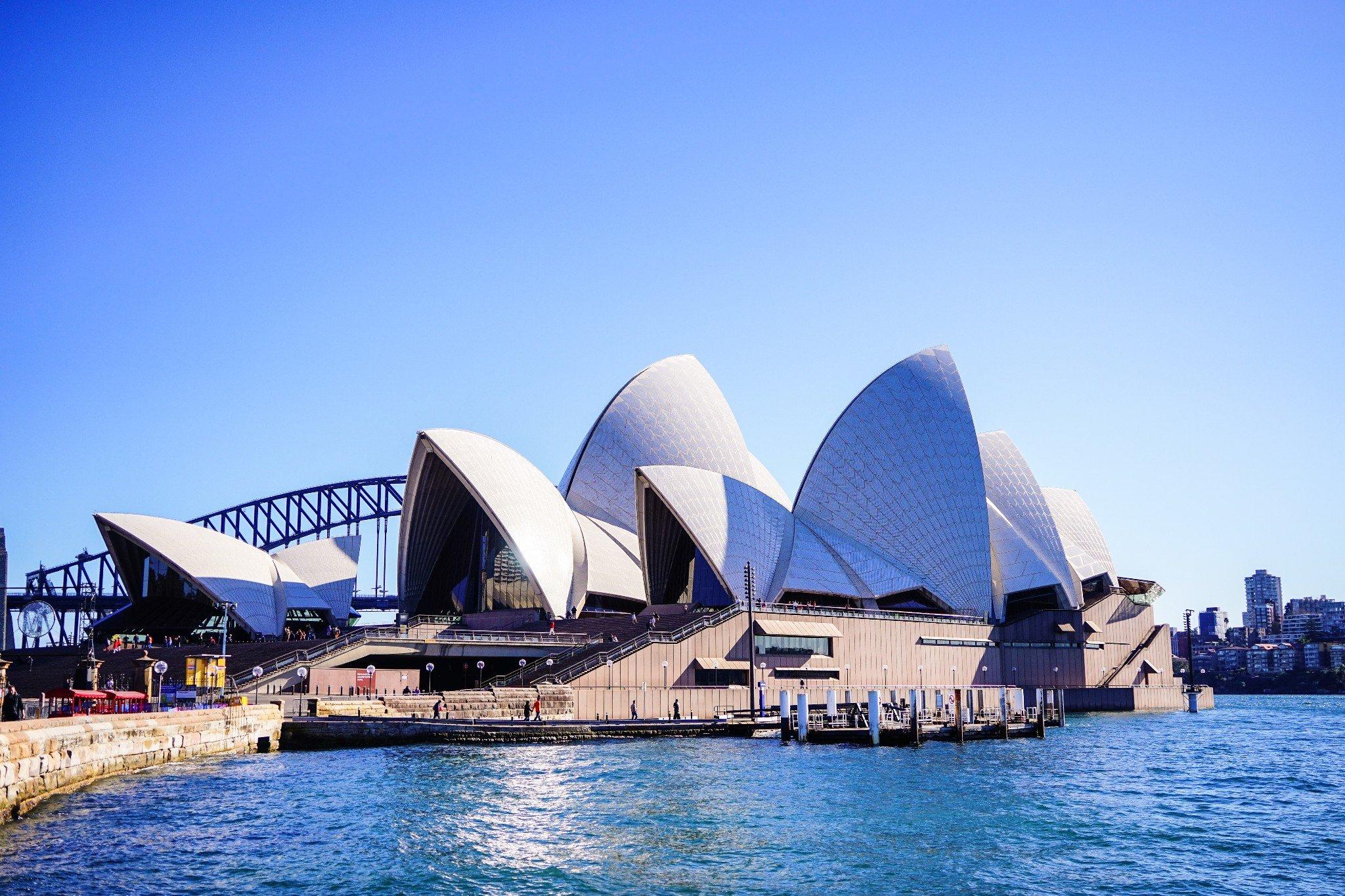 悉尼经典3日线路