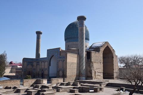 古尔阿米尔陵墓旅游景点攻略图