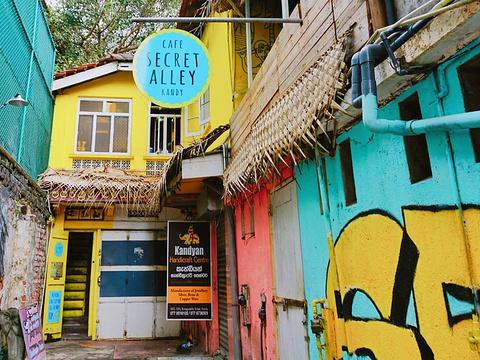Cafe Secret Alley旅游景点图片