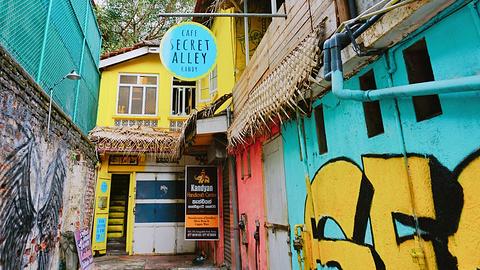 Cafe Secret Alley旅游景点攻略图