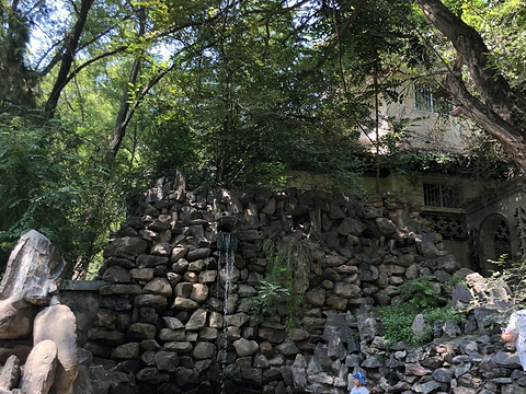 五泉山公园旅游景点图片