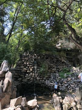 五泉山公园旅游景点攻略图