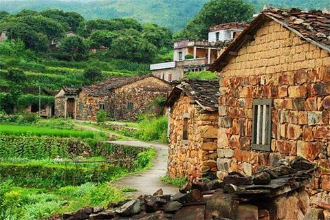 樟脚村旅游景点攻略图