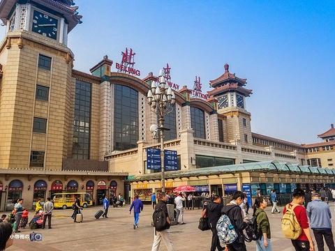 北京站旅游景点攻略图