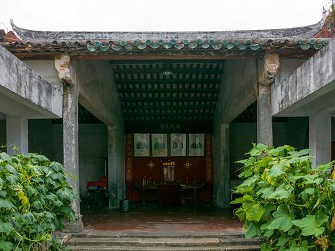 怀月张公祠旅游景点图片