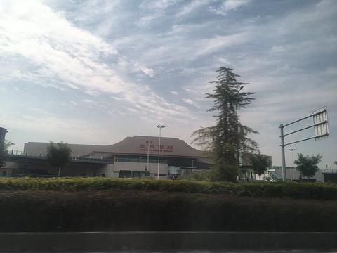 兰州西站旅游景点攻略图