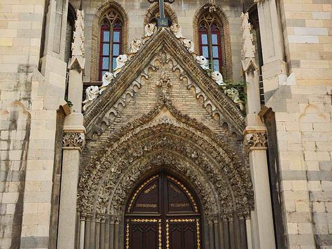 洪家楼教堂旅游景点图片
