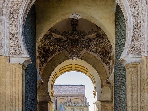 科尔多瓦大清真寺旅游景点图片