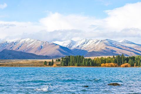 特卡波湖旅游景点攻略图