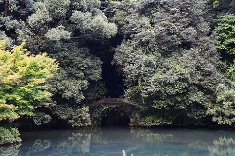 九溪烟树旅游景点攻略图