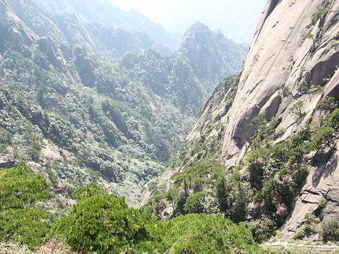 百步云梯旅游景点图片