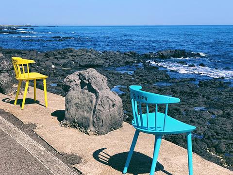 月汀里海边旅游景点图片