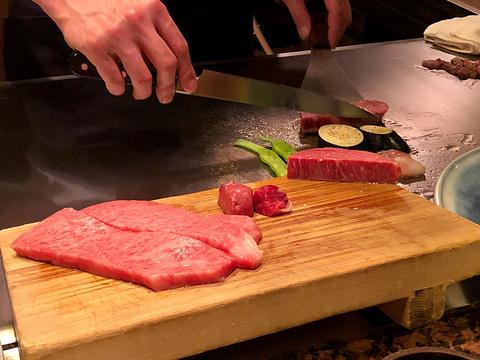 神户牛排餐厅Moriya旅游景点图片