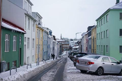 Laugavegur街