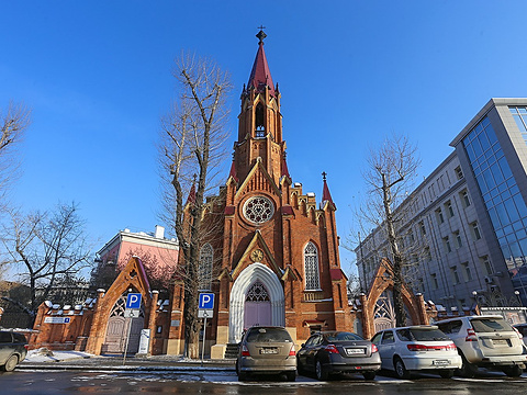 救世主大教堂旅游景点图片