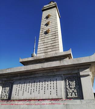 中国人民志愿军烈士陵园旅游景点攻略图