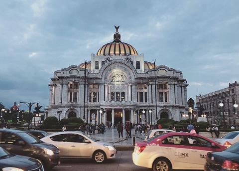 墨西哥城旅游景点图片