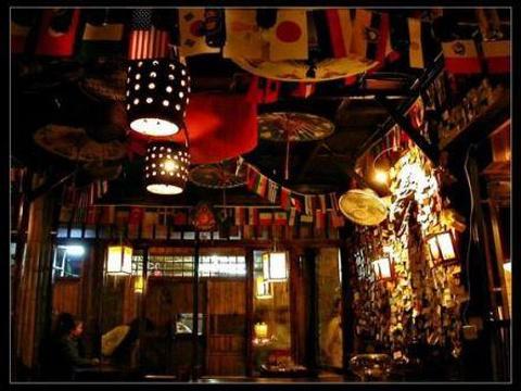 流浪者酒吧旅游景点攻略图