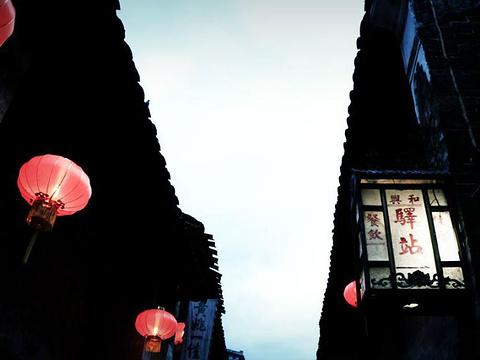 龙井古民居旅游景点图片